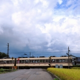 舌山駅~若栗駅 区間